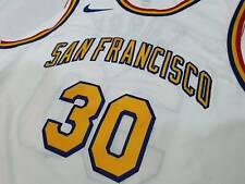 Mens Golden State Warriors Stephen Curry jersey AEROSWIFT NIKE NBA XL L