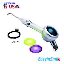 Dental Polisher Air Prophy Jet Handpiece Teeth Polish Hygiene 4 Hole Easyinsmile