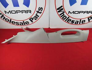 DODGE RAM 1500 2500 3500 SRT10 A-Pillar Gauge Pod NEW OEM MOPAR
