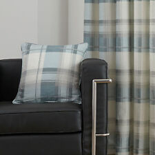 Country Checked 100% Cotton Decorative Cushions