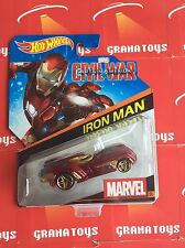 Iron Man #26 2016 Hot Wheels Marvel Civil War Case A
