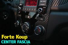 3D Carbon Center Fascia Decals Stickers for Kia 11-2013 Cerato / Forte-Koup Ver2