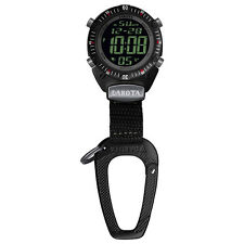 Dakota Digital Outdoor Sport Clip Watch-Black