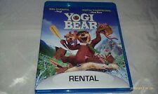 Yogi Bear (Blu-ray Disc, 2011)