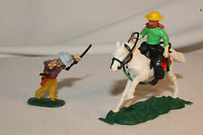 1970's Britains Swoppet Cowboys,  Nice Original