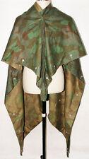 WW2 GERMAN SPLINTER CAMO REVERSIBLE TENT ZELTBAHN-31467