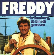 "7"" Freddy – In Hamburg, da bin ich gewesen // Germany"