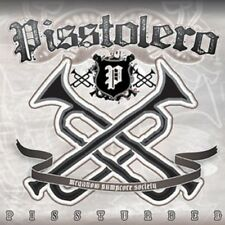 "PISSTOLERO ""Pissturbed"" CD  [CZECH PORNO GORE GRIND like CBT or HYMEN HOLOCAUST]"