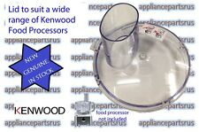 Kenwood Food Processor Lid - Part 663797 - suits a wide range of Kenwood models