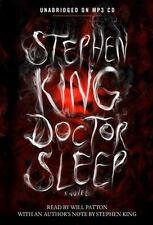 Doctor Sleep by Stephen King (2013, CD, Unabridged Audiobook) BRAND NEW!