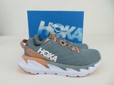 Hoka One One Elevon 2 Running Athletic Shoes Gray Womens Size 8 M US, NEW