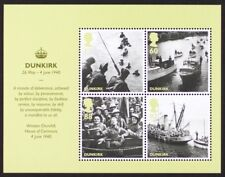 GR BRITAIN 2010 MS3086 DUNKIRK, Mini-Sheet, S/S Mint NH