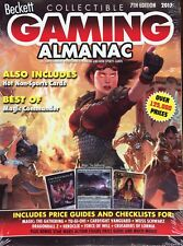 2017 Beckett Gaming Almanac Guide #7 Cover