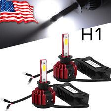 2018 Upgrade H1 300W 48000LM 2 Sides LED Headlight Kit Hi/lo Beam HID 6000K Bulb