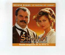 CD SINGLE PROMO (NEW) TV OST REJANE PERRY LES STEENFORT MAITRES DE L'ORGE