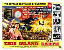 This Island Earth Poster 05 A4 10x8 Photo Print