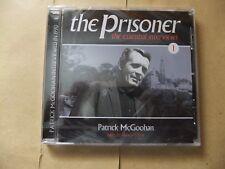 PATRICK McGOOHAN THE PRISONER 1990 INTERVIEW CD NEW SEALED DANGER MAN PORTMERION