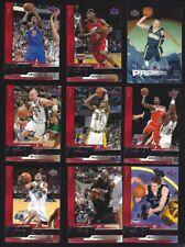 2005-06 Upper Deck ESPN 9 Card Lot Basketball Cards NM-MT+ Miller Garnett Kid