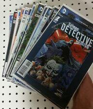 BATMAN in DETECTIVE COMICS #1 to 52 complete set,  DC NEW 52 - Tony Daniel