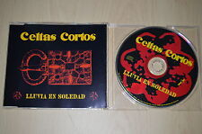 Celtas Cortos ‎– Lluvia En Soledad. DG146 CD-Single promo
