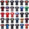 Superhero Superman Marvel 3D Print GYM T-shirt Men Fitness Tee Compression Tops