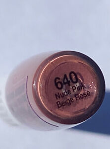 Brand New Maybelline SuperStay 24 Hour Lipstick 640 Nude Pink 🌸