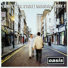 More details for oasis whats the story morning glory vinyl: vinyl