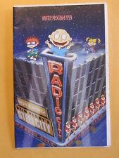 RADIO CITY MUSIC HALL WINTER PROGRAM and TICKET STUB - 1999 STEEL CITY