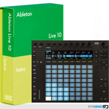 Ableton Push 2 Music Production Controller and Ableton Live Intro 10