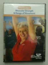 NEW- Silver Sneakers Muscular Strength Range of Movement Instructor Training DVD