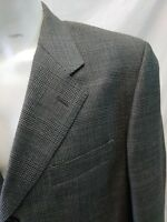 completo uomo lana principe di galles sergio versari taglia 48