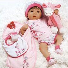 Lifelike Realistic Baby Doll, Tall Dreams Gift Set Ensemble