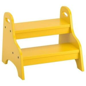 IKEA TROGEN Tritthocker Hocker Trittstufe Steighilfe Schemel Stufenhocker Holz
