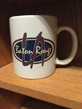 FROM HUSBAND'S VINTAGE COLLECTION - CITY OF BATON ROUGE LA COFFEE MUG CUP