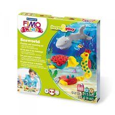 FIMO kit per i bambini costituiscono & play Polimero Argilla Modellare Forno Bake-Set SEAWORLD