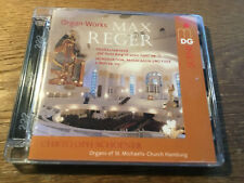 Max Reger - Orgelwerke [SACD Album]Christoph Schoener Orgel St Michaelis Hamburg