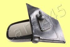 Wing Side Mirror Convex LEFT Fits TOYOTA Echo Vitz Yaris Yaris/Vitz 1999-2002