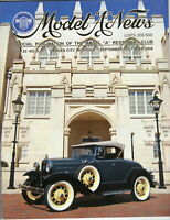"1931 Deluxe Roadster - Model ""A"" News Official Publication Vol. 53 NO.5 2006"
