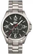 Relojes de pulsera Lacoste de acero inoxidable de acero inoxidable