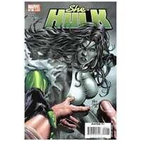 She-Hulk (2005 series) #22 in Near Mint condition. Marvel comics [*rj]
