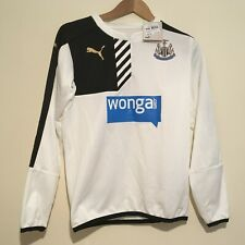 Newcastle United Training Football Top Sweatshirt  2015/16 Youth XLB NEW!
