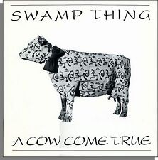 Swamp Thing - A Cow Come True - New 1987 Punk/Garage/Alt LP Record!