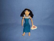 Egyptian Queen Princess NEW Stuffed Plush Doll Nile Figure Pharaoh Egypt Girl