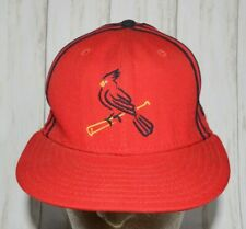 St Louis Cardinals MLB Baseball Hat Cap Fitted Size 7 1/8