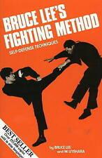 Bruce Lee's Fighting Method: Self-Defense Techniques: v. 1: Self-Defense Techniq