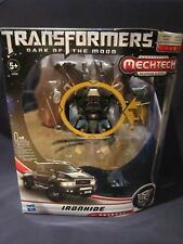 Transformers dotm mechtech Leader Class Ironhide Action Figure 2011 Hasbro