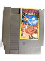 Superspike V'ball - Nintendo NES Video Game Cartridge Only TESTED + WORKING!