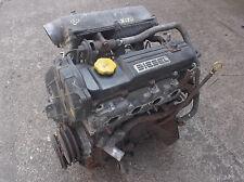 VAUXHALL COMBO VAN / CORSA B 1.7 DIESEL ENGINE WITH DIESEL PUMP - X17D