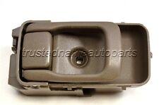 fits Nissan Interior Inside Door Handle Left Driver Side Brown