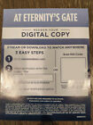 At Eternity's Gate HD Digital Movie Code (from blu-ray)